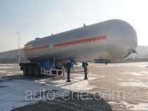 Changhua HCH9402GYQB liquefied gas tank trailer