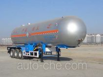 Changhua HCH9402GYQC liquefied gas tank trailer