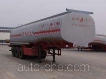 Changhua HCH9402GYS liquid food transport tank trailer