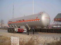 Changhua HCH9403GYQ liquefied gas tank trailer