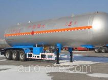 Changhua HCH9403GYQB liquefied gas tank trailer