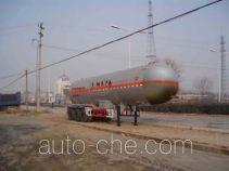 Changhua HCH9404GYQ liquefied gas tank trailer