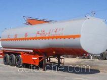 Changhua HCH9404GYYB oil tank trailer