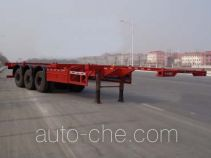 Changhua HCH9404TJZ container transport trailer