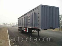 Changhua HCH9404XXY box body van trailer