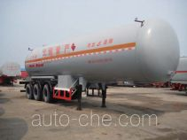 Changhua HCH9405GYQ liquefied gas tank trailer