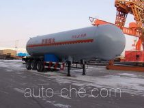 Changhua HCH9406GYQA liquefied gas tank trailer