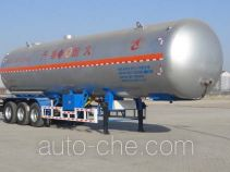 Changhua HCH9406GYQC liquefied gas tank trailer