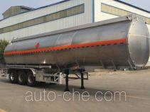 Changhua HCH9406GYYJC полуприцеп цистерна алюминиевая для нефтепродуктов
