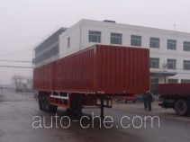 Changhua HCH9406XXY box body van trailer