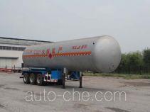 Changhua HCH9407GYQ liquefied gas tank trailer