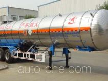 Changhua HCH9408GYQ liquefied gas tank trailer