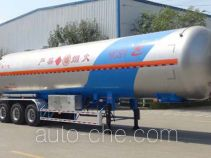 Changhua HCH9409GYQA liquefied gas tank trailer