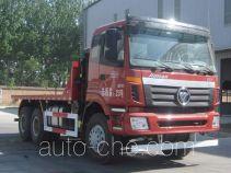 Sunhunk HCTM HCL3253BJN38P5E4 flatbed dump truck