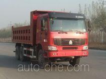 Hongchang Weilong HCL3257ZZN41H6C3 dump truck