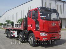 Hongchang Tianma HCL3310CAN35P7J4 flatbed dump truck