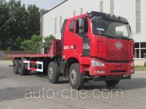 Sunhunk HCTM HCL3310CAV47P8J4 flatbed dump truck