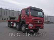 Sunhunk HCTM HCL3317ZZN38P7L4 flatbed dump truck