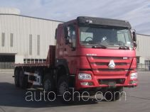 Sunhunk HCTM HCL3317ZZN46P8L4 flatbed dump truck
