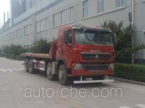 Sunhunk HCTM HCL3317ZZV42P8H5 flatbed dump truck