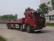 Hongchang Tianma HCL3317ZZV46P8H5 flatbed dump truck