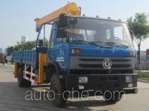Hongchang Tianma HCL5160JSQEQ4 truck mounted loader crane