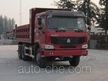 Hongchang Tianma HCL5257ZLJZZ385L4 dump garbage truck