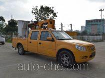 Huatong HCQ5020JGKPA5 автовышка