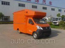 Huatong HCQ5022XSHSC автолавка