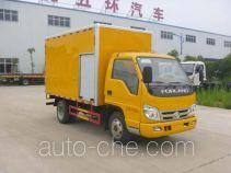 Huatong HCQ5040XJCB5 автомобиль для инспекции