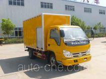 Huatong HCQ5040XJCBJ автомобиль для инспекции