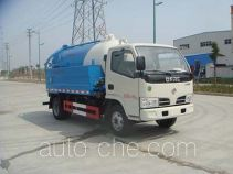 Huatong sewer flusher and suction truck