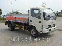 Huatong HCQ5050GJYE3 fuel tank truck