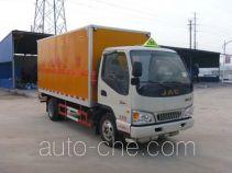 Huatong HCQ5070XQYHFC грузовой автомобиль для перевозки взрывчатых веществ