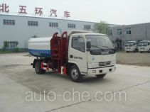 Huatong HCQ5070ZZZEQ5 self-loading garbage truck