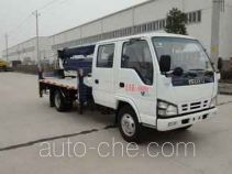 Huatong HCQ5072JGKQL aerial work platform truck