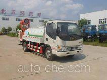 Huatong HCQ5075GPSHFC sprinkler / sprayer truck