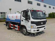 华通牌HCQ5080GSSB型洒水车