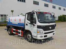 Huatong HCQ5080GSSB sprinkler machine (water tank truck)