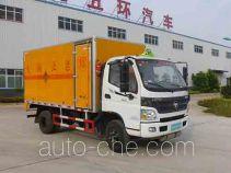 Huatong HCQ5080XQYB грузовой автомобиль для перевозки взрывчатых веществ