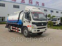 Huatong HCQ5085GXEBJ5 suction truck