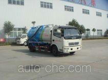 Huatong HCQ5110GXWDFA sewage suction truck