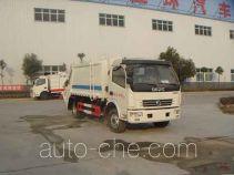Huatong HCQ5110ZYSDFA garbage compactor truck