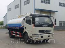 Huatong HCQ5115GXEE5 suction truck