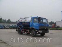 Huatong HCQ5163GXWE sewage suction truck