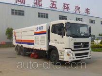 Huatong HCQ5251TXSDL5 street sweeper truck