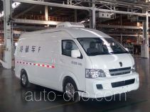 佰斯威牌HCZ5030XLC-0HASV型冷藏车
