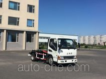 Jiezhijie HD5040ZXXH4 detachable body garbage truck