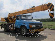 Jiezhijie HD5110JQZ truck crane