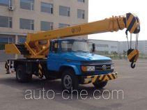 Jiezhijie HD5112JQZ truck crane